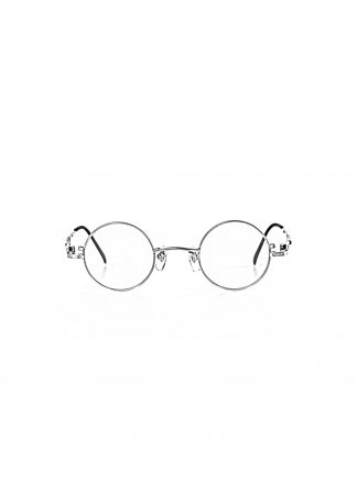 TAICHI MURAKAMI O MEGANE 40x26 Glasses Eyewear Brille silver titan frame green lens hide m 1