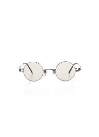TAICHI MURAKAMI O MEGANE 40x26 Glasses Eyewear Brille silver titan frame light grey lens hide m 2