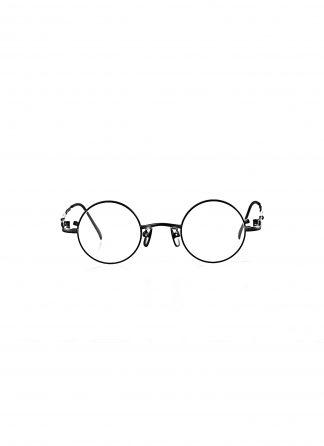 TAICHI MURAKAMI O MEGANE Glasses Eyewear Brille titan frame black lens clear hide m 1