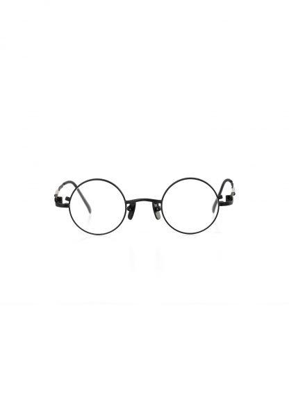 TAICHI MURAKAMI O MEGANE Glasses Eyewear Brille titan frame black lens clear hide m 2