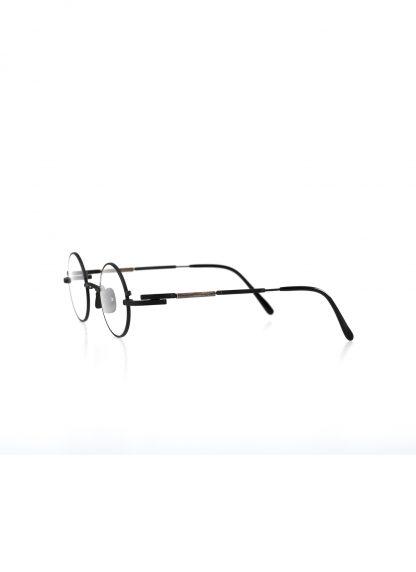 TAICHI MURAKAMI O MEGANE Glasses Eyewear Brille titan frame black lens clear hide m 3
