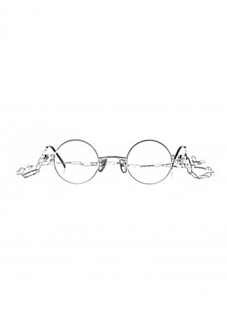 TAICHI MURAKAMI O Megane With Silver Chain eyewear glasses brille titan frame clear lens hide m 1