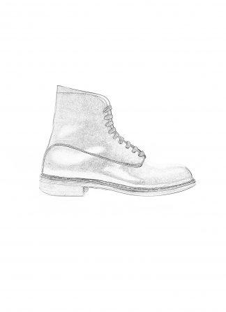 m moriabc maurizio altieri AAA Sei storm handmade men shoe boot herren schuh stiefel horse cordovan black hide m 1