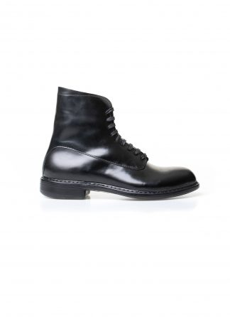m moriabc maurizio altieri AAA Sei storm handmade men shoe boot herren schuh stiefel horse cordovan black hide m 2
