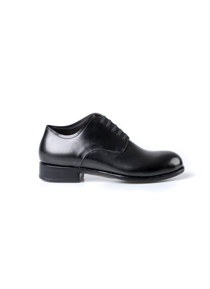 m moriabc maurizio altieri AAA ZeRo goodyear handmade men shoe herren schuh shell cordovan leather black hide m 2