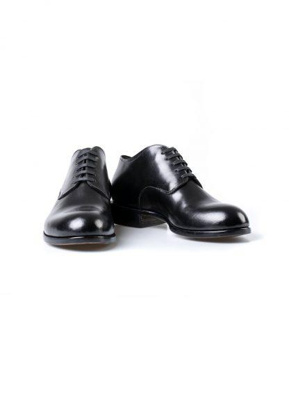 m moriabc maurizio altieri AAA ZeRo goodyear handmade men shoe herren schuh shell cordovan leather black hide m 3