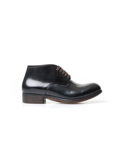 m moriabc maurizio altieri AA I goodyear hand welt women shoe boot damen frauen schuh shell cordovan leather black hide m 2