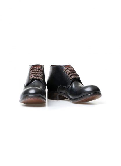 m moriabc maurizio altieri AA I goodyear hand welt women shoe boot damen frauen schuh shell cordovan leather black hide m 3