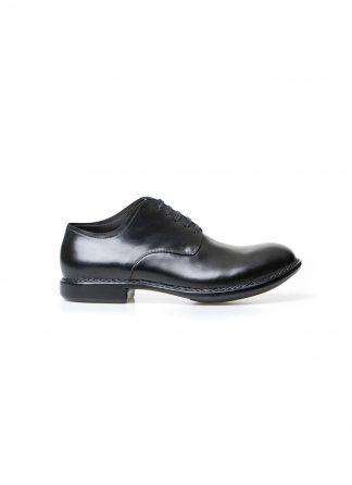 m moriabc maurizio altieri AA ZeRo norwegian handmade men shoe herren schuh shell cordovan leather black hide m 2