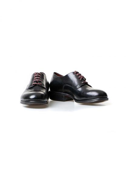m moriabc maurizio altieri BBB ZeRo women goodyear hand welt shoe damen frauen schuh shell cordovan leather black hide m 3