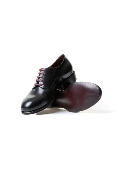 m moriabc maurizio altieri BBB ZeRo women goodyear hand welt shoe damen frauen schuh shell cordovan leather black hide m 4
