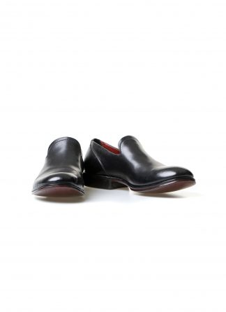 m moriabc maurizio altieri BB SeTTe goodyear hand welt men shoe loafer herren schuh shell cordovan leather black hide m 2