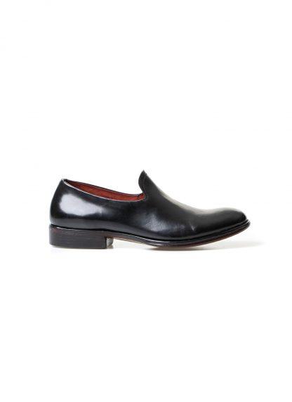 m moriabc maurizio altieri BB SeTTe goodyear hand welt men shoe loafer herren schuh shell cordovan leather black hide m 3