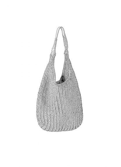 GUIDI AN5 woven bag tasche handtasche calf leather red hide m 1