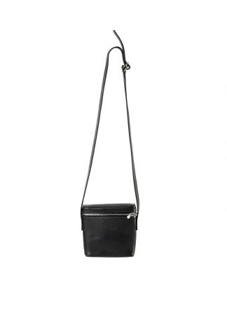 GUIDI C3 Small Zip Shoulder Bag Tasche kangaroo leather CV39T black hide m 2