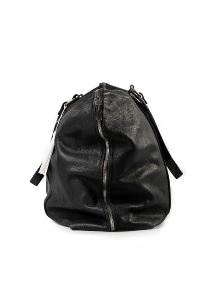 GUIDI GB3A large weekender bag tasche horse leather black hide m 3