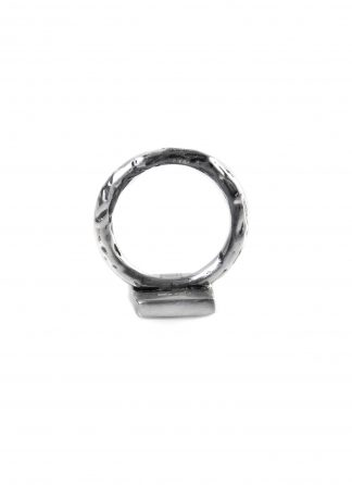 GUIDI women G AN02 Ring leather 925 sterling silver hide m 2