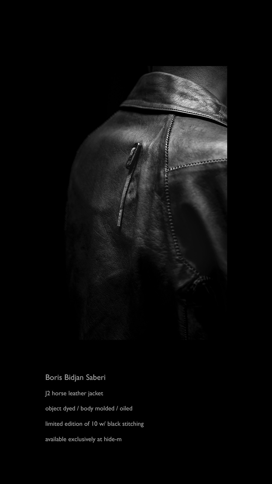 J2 editorial BBS exclusively J2 horse leather jackets hide m 01