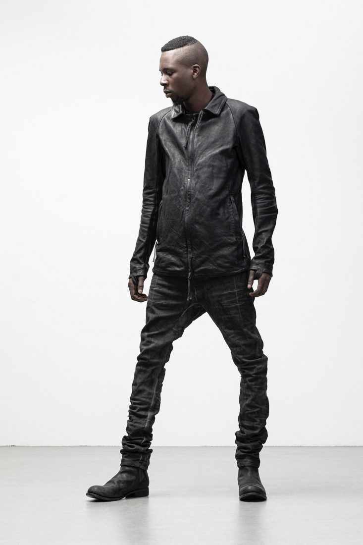 J2 editorial BBS exclusively J2 horse leather jackets hide m 06