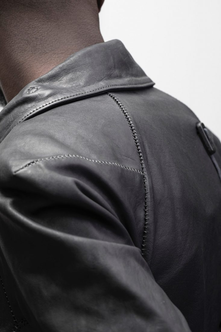 J2 editorial BBS exclusively J2 horse leather jackets hide m 07