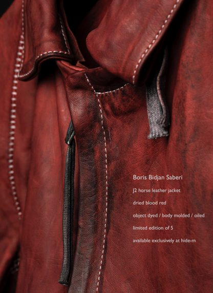 J2 editorial BBS exclusively J2 horse leather jackets hide m 16