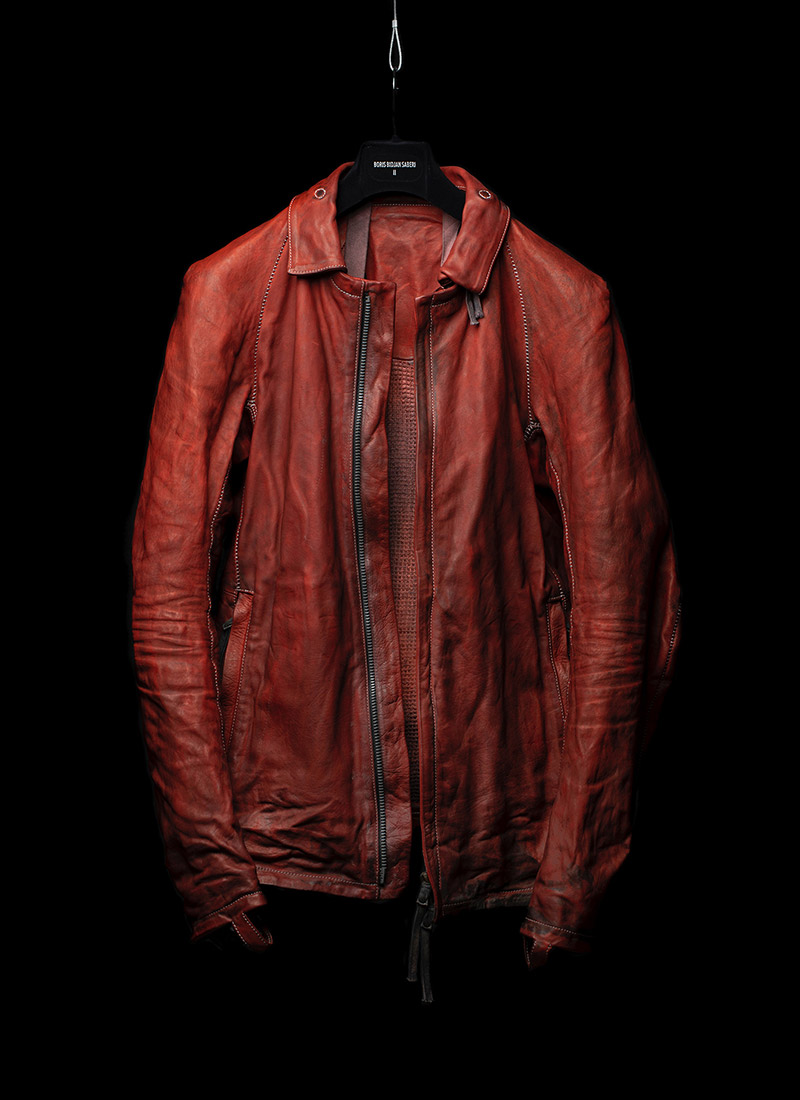 J2 editorial BBS exclusively J2 horse leather jackets hide m 20