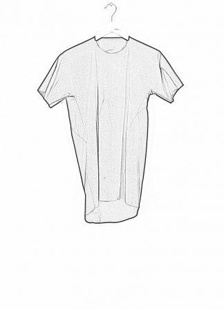 LEON EMANUEL BLANCK men Distortion GS Tshirt Herren tee DIS M GST 01 cotton black hide m 1