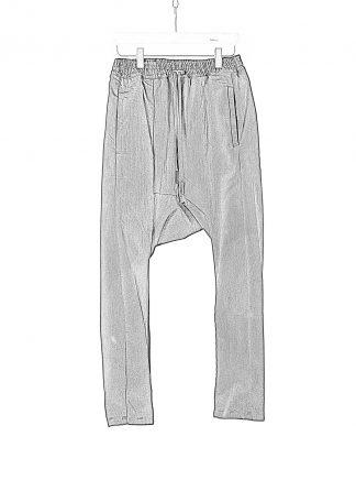 BORIS BIDJAN SABERI BBS Pants Herren Hose P28.2 F1406K Cotton Pu hide m 1