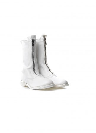 GUIDI 310 women front zip boot damen stiefel soft horse full grain leather CO00T white hide m 2