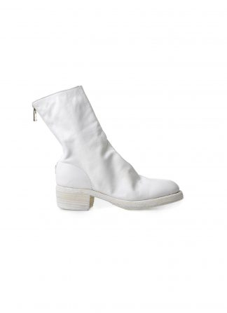 GUIDI 788z women back zip boot damen stiefel soft horse full grain leather CO00T white hide m 2