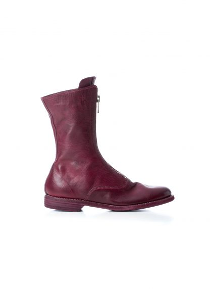 GUIDI Women 310 front zip boot shoe damen schuh stiefel soft horse leather raspberry hide m 3