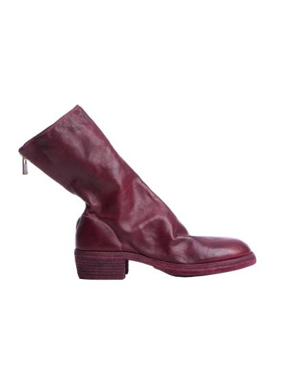 GUIDI Women 788z back zip boot shoe damen schuh stiefel soft horse leather raspberry hide m 2