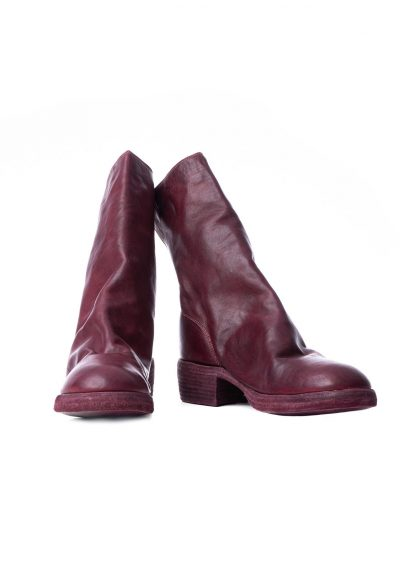 GUIDI Women 788z back zip boot shoe damen schuh stiefel soft horse leather raspberry hide m 3