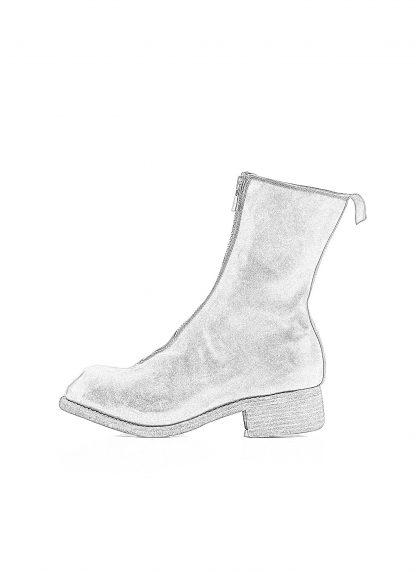 GUIDI Women PL2 front zip boot shoe damen schuh stiefel soft horse full grain leather raspberry hide m 1