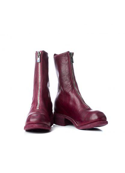 GUIDI Women PL2 front zip boot shoe damen schuh stiefel soft horse leather raspberry hide m 3