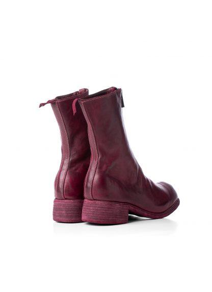 GUIDI Women PL2 front zip boot shoe damen schuh stiefel soft horse leather raspberry hide m 4