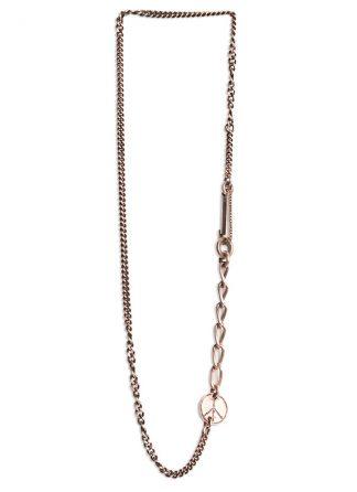 werkstatt munchen m3855 choker peace kette halskette 925 sterling silver hide m 1