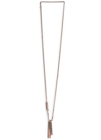 werkstatt munchen m3881 necklace lines kette halskette 925 sterling silver hide m 1