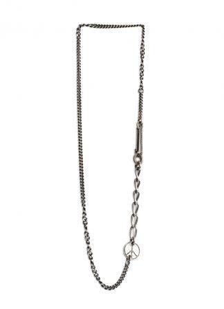 werkstatt munchen muenchen m3855 choker peace necklace kette halskette jewelry jewellery schmuck 925 sterling silver hide m 1