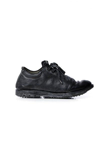 LAYER 0 Alessio Zero Men Sneaker Shoe Herren Schuh 23 01 0.5 H8 horse leather black hide m 3