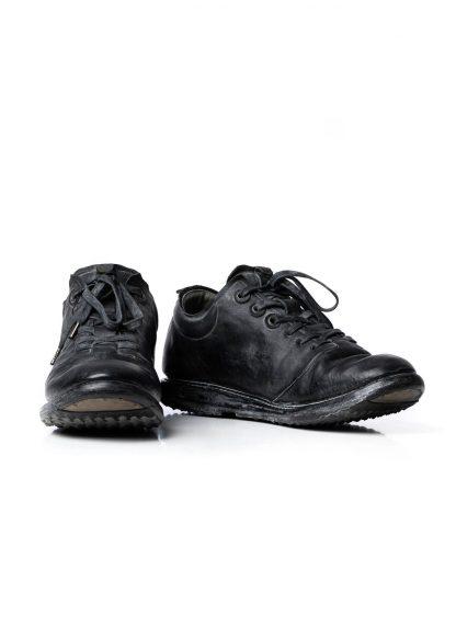 LAYER 0 Alessio Zero Men Sneaker Shoe Herren Schuh 23 01 0.5 H8 horse leather black hide m 4