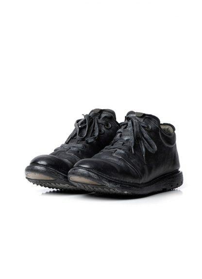 LAYER 0 Alessio Zero Men Sneaker Shoe Herren Schuh 23 01 0.5 H8 horse leather black hide m 5