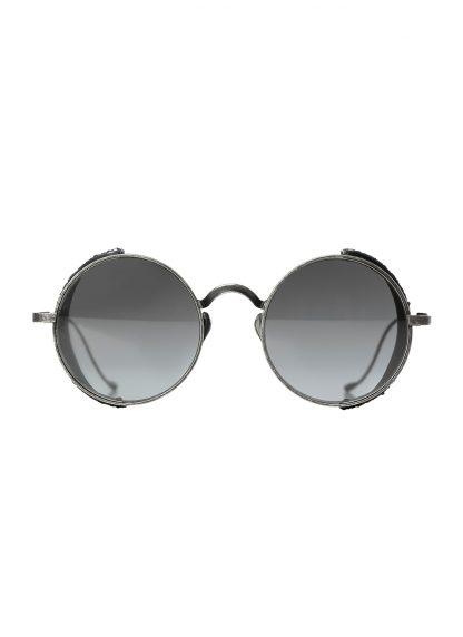 Rigards sun glasses brille eyewear sonnenbrille uma wang uw0001 stainless steel stone black hide m 1