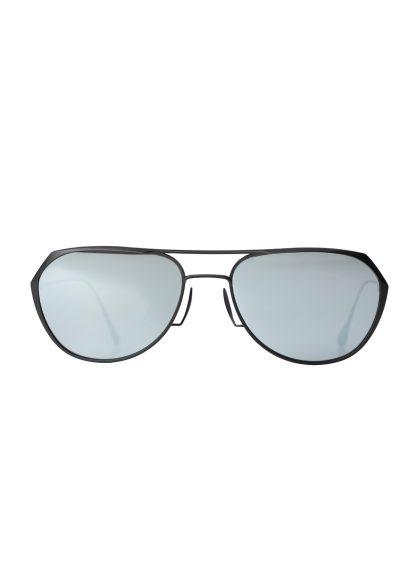 rigards sun glasses brille eyewear sonnenbrille geoffrey b small gbs rg1979gbs titanium matte black mirror hide m 1