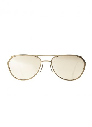 rigards sun glasses brille eyewear sonnenbrille geoffrey b small gbs rg1979gbs titanium matte bronze zeiss ivory hide m 1