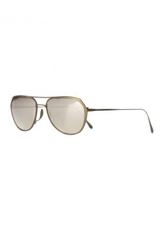 rigards sun glasses brille eyewear sonnenbrille geoffrey b small gbs rg1979gbs titanium matte bronze zeiss ivory hide m 2