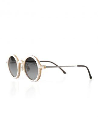 rigards sun glasses brille eyewear sonnenbrille rg0092 horn beta titanium matte marble hide m 2