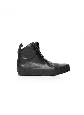 BORIS BIDJAN SABERI BBS BAMBA1 Men Sneaker Herren Schuh Exclusively Exclusive FMM20032 Veg Tan Horse Leather black hide m 2