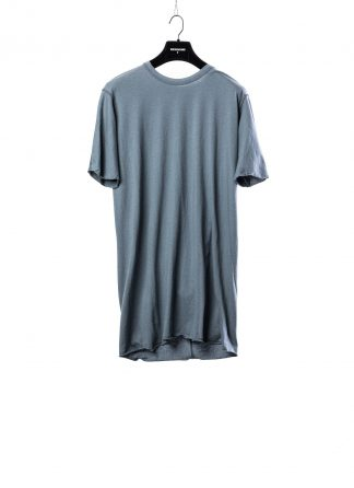 BORIS BIDJAN SABERI BBS men TS1 RF tee herren tshirt F035 cotton synth grey hide m 2