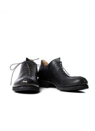 M.A Macross Maurizio Amadei S1Q1 Men Lace Stitched Shoe Herren Schuh horse leather black hide m 2
